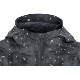 The North Face Stormy Trail Kurtka Kobiety, tnf black reflective firefly print